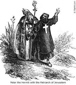 ¿Qué impulso movió a  los Cruzados? (5/6)