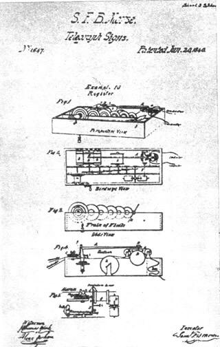 patente de Morse