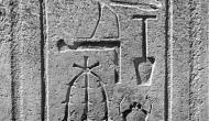 La escritura jeroglífica y los cartuchosegipcios